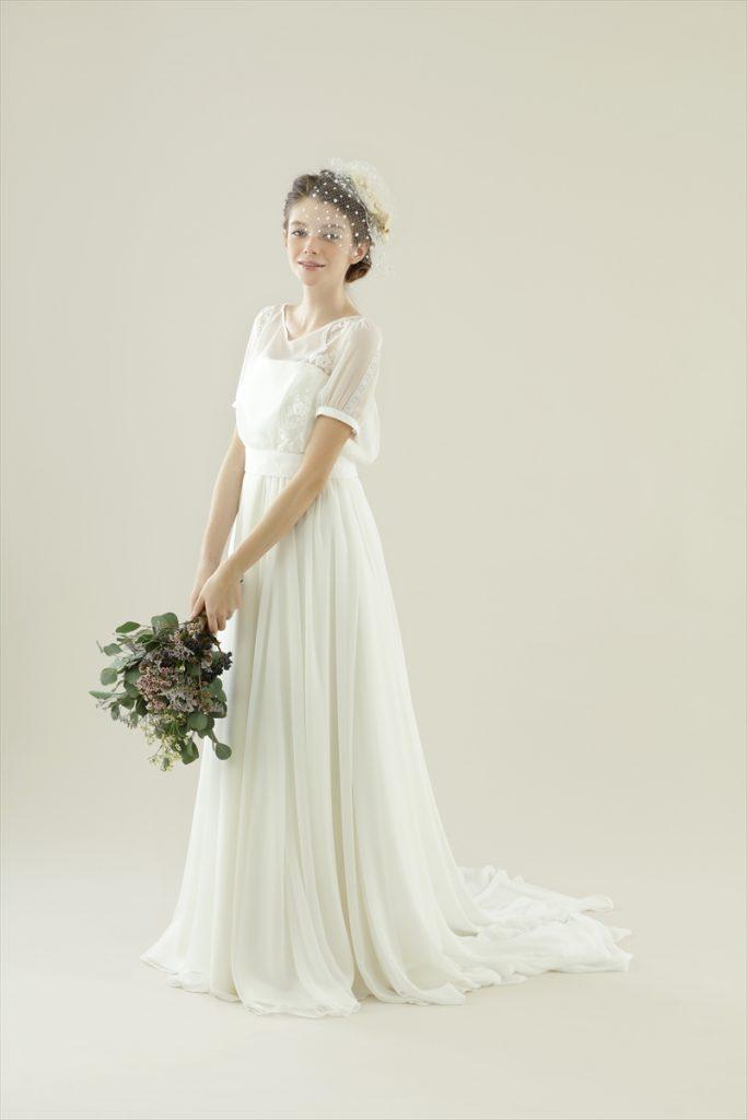f7167e9c451c1 ガーデンウェディングにおすすめ☆ウェディングドレス | ウェディング ...