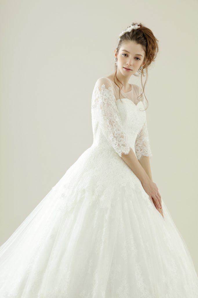 ウェディングドレス 名古屋 Sophia ソフィア 色打掛 白無垢 カラー