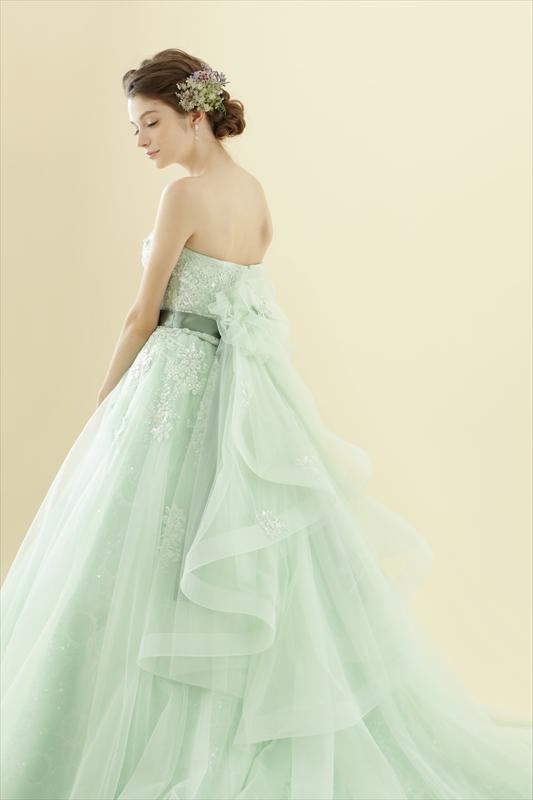 75ed762d16f22 ガーデンにおすすめ☆カラードレス   ウェディングドレス 名古屋 ...