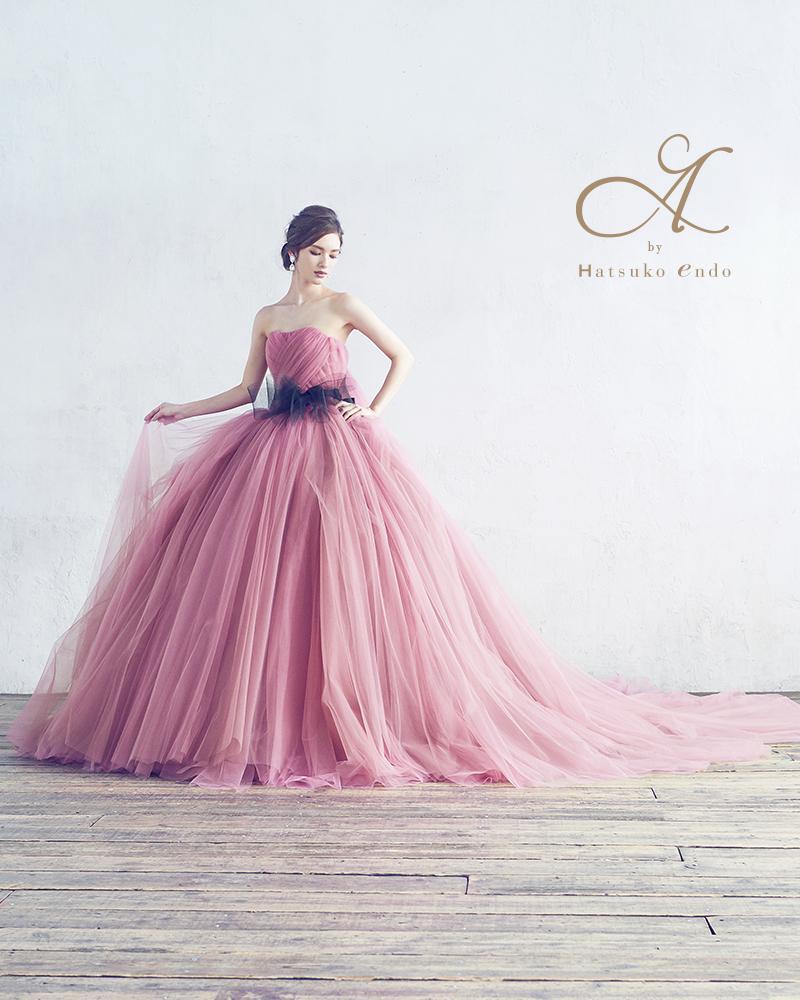 cc1f29eaec449 カラードレス | ウェディングドレス 名古屋 SOPHIA ソフィア 色打掛 ...